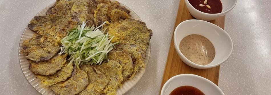 명절음식이 먹고 싶을 땐, 안주 메뉴로도 추천하는 초간단 집밥 메뉴 육전 만들기!