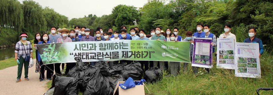 6월은 환경의 달! 지구촌의 '더 나은 내일'을 위한 삼성전자의 환경정화 봉사활동 현장 밀착 취재