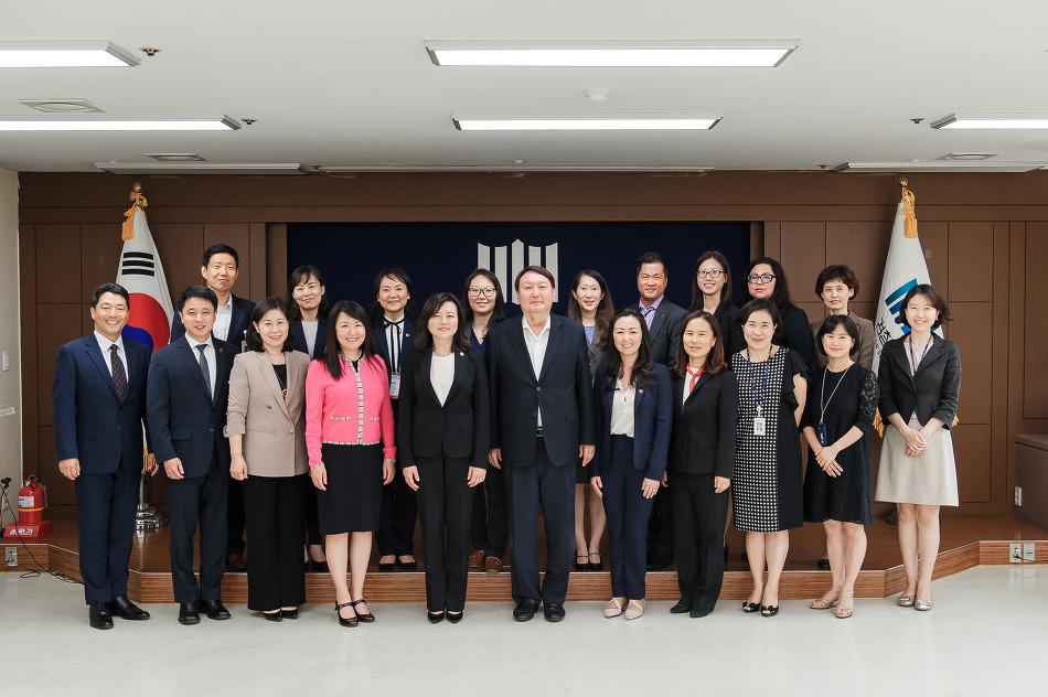 2019년 서울 국제형사법 컨퍼런스 - 한인검사 교류 프로그램