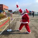 성탄절 이벤트: 산타 드라이브스루