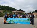 2018년 8월 정기산행 장수 장안산