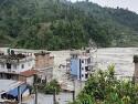 지구촌공생회, 네팔 홍수 ..