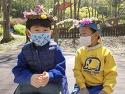 210414_올리_대아수목원숲체험