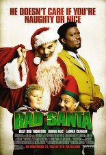 나쁜 산타 포스터