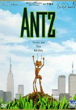 개미 포스터