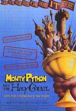몬티 파이튼의 성배 포스터
