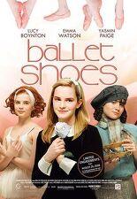 발레 슈즈 포스터