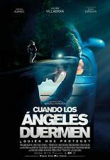 천사들이 잠든 밤 포스터