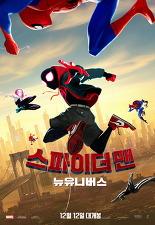 스파이더맨: 뉴 유니버스 포스터