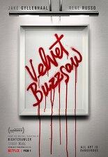 벨벳 버즈소 포스터