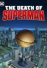 더 데스 오브 수퍼맨 포스터