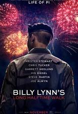빌리 린의 롱 하프타임 워크 포스터
