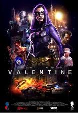 발렌타인 포스터