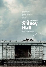시드니 홀의 실종 포스터