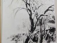 미루나무 그리기-2