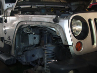 Jeep Wrangler JK 2.8 CRD 'DPF ..