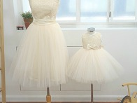 에쉴리 커플 드레스