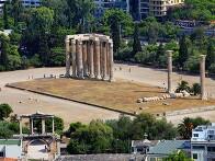 그리스 아테네 아크로 폴리..