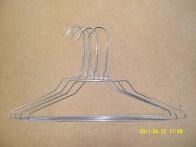galvaniz wire hang..