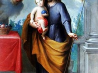 성화속의 성 요셉