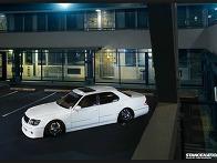 Elvis' Lexus LS400..