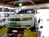 SM5 & 타이어 교환