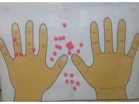 커다란 손