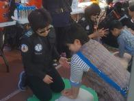 어린이날 CPR체험장 운영
