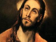 엘 그레코 : 예수 그리스도