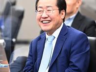 대선후보 홍준표 ..