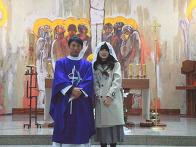 성인세례식및 첫영성체