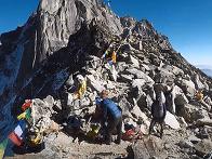 The Langtang Trek ..