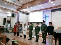 천하제일교회 12월 TEE ..