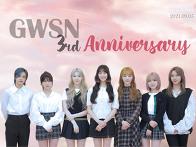 HAPPY GWSN 3rd Ann..