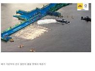 도쿄 수영 경기 난리남