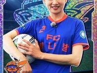 한국축구최고 투톱