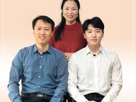 저희들 가족 사진/몽골 코..