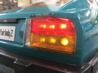 280z 페어레이디 LED작업
