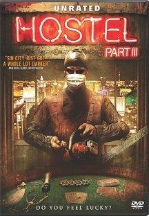 호스텔 3 포스터