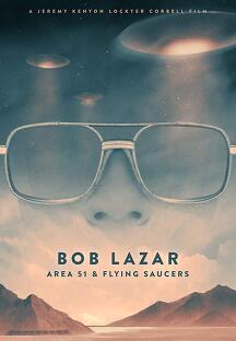 밥 라자르 - 51구역과 UFO 포스터
