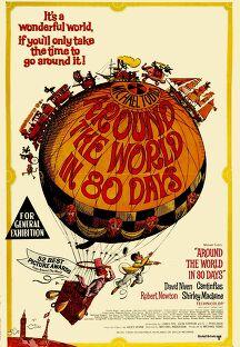 80일간의 세계일주 1956