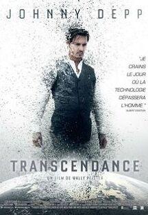트랜센던스 포스터