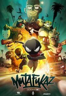무타푸카즈 포스터