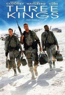 쓰리 킹즈 포스터