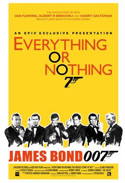 에브리씽 오어 낫씽: 더 언톨드 스토리 오브 007