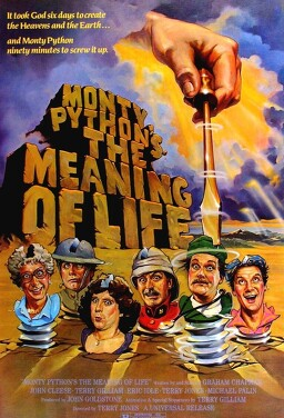 몬티 파이튼 - 삶의 의미