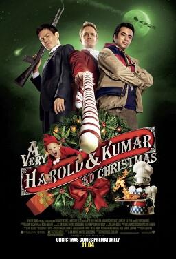 해롤드 앤 쿠마 3 : 크리스마스 대작전