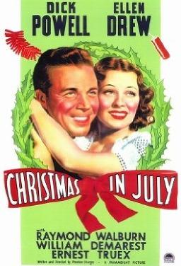 7월의 크리스마스
