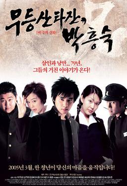 무등산타잔, 박흥숙