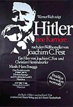 히틀러 - 파시즘의 진화